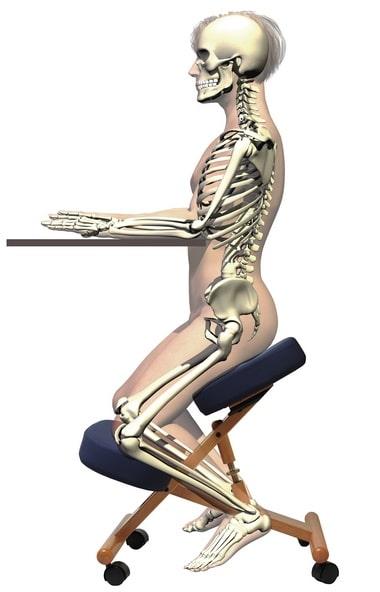 Smartstool биомеханика ортопедческий коленный стул