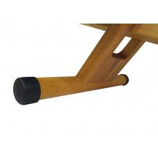 Комплект заглушек для деревянных коленных стульев (4 шт)