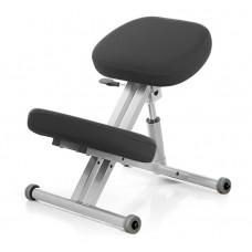 KM01L без чехла. Металлический коленный стул с газлифтом