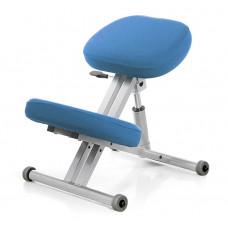 KM01L с чехлом. Металлический коленный стул
